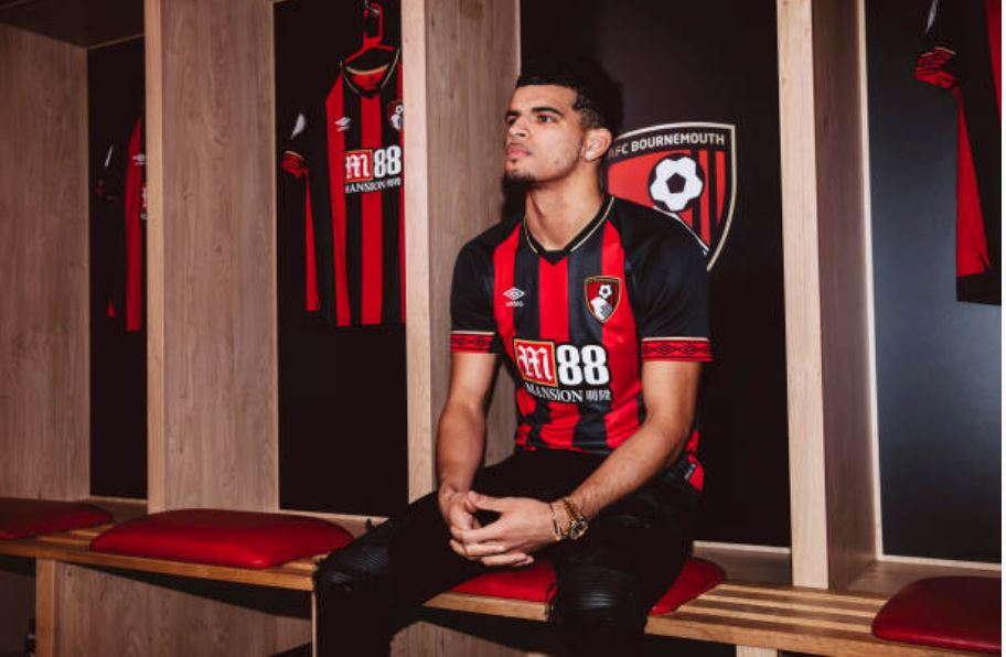 Dominic Solanke Bergabung Dengan Bournemouth