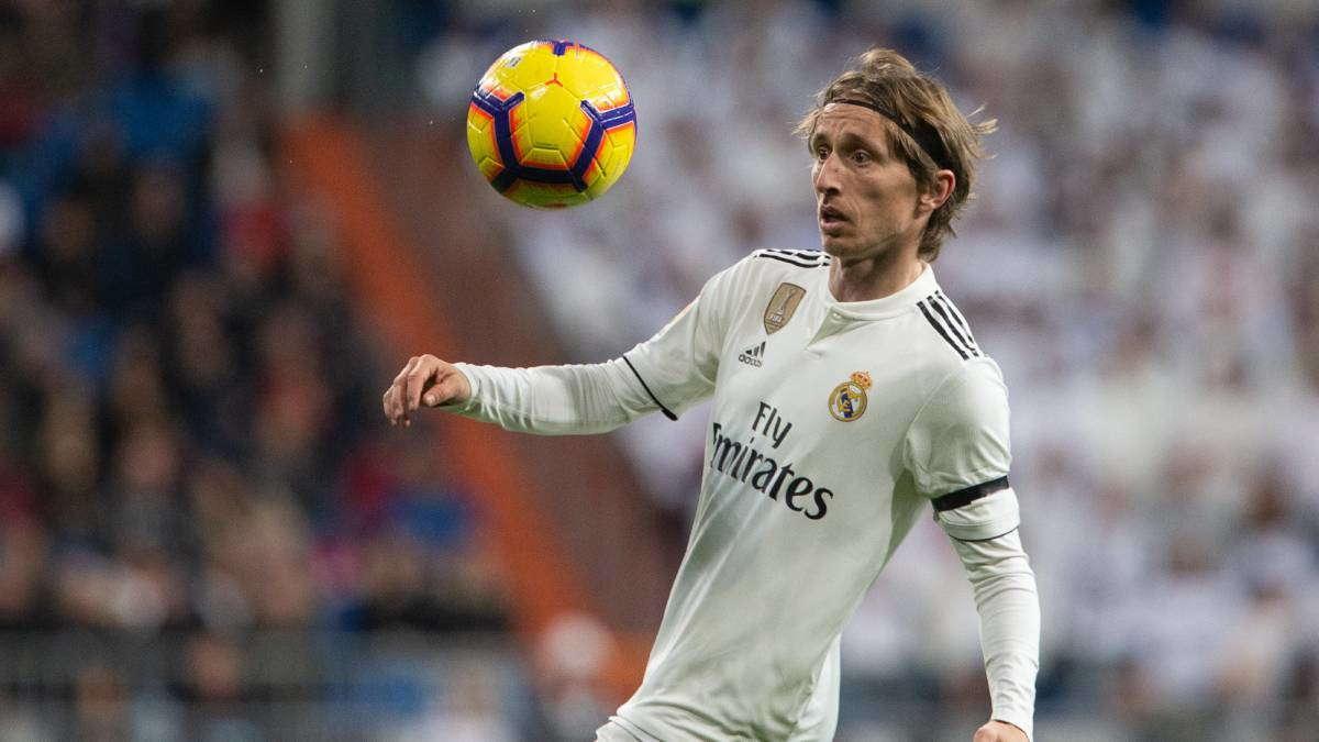 Luka Modric Akan Tandatangani Kontrak Baru