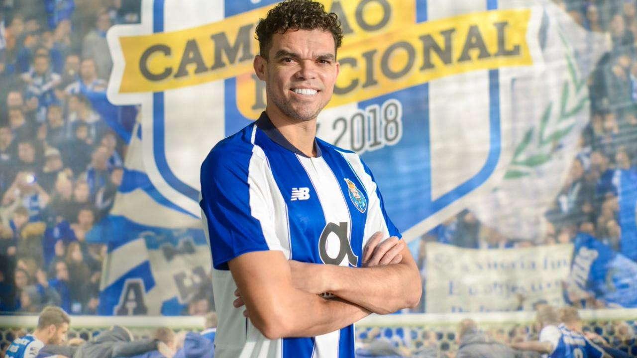 Pepe Gabung Porto Setelah Tinggalkan Besiktas