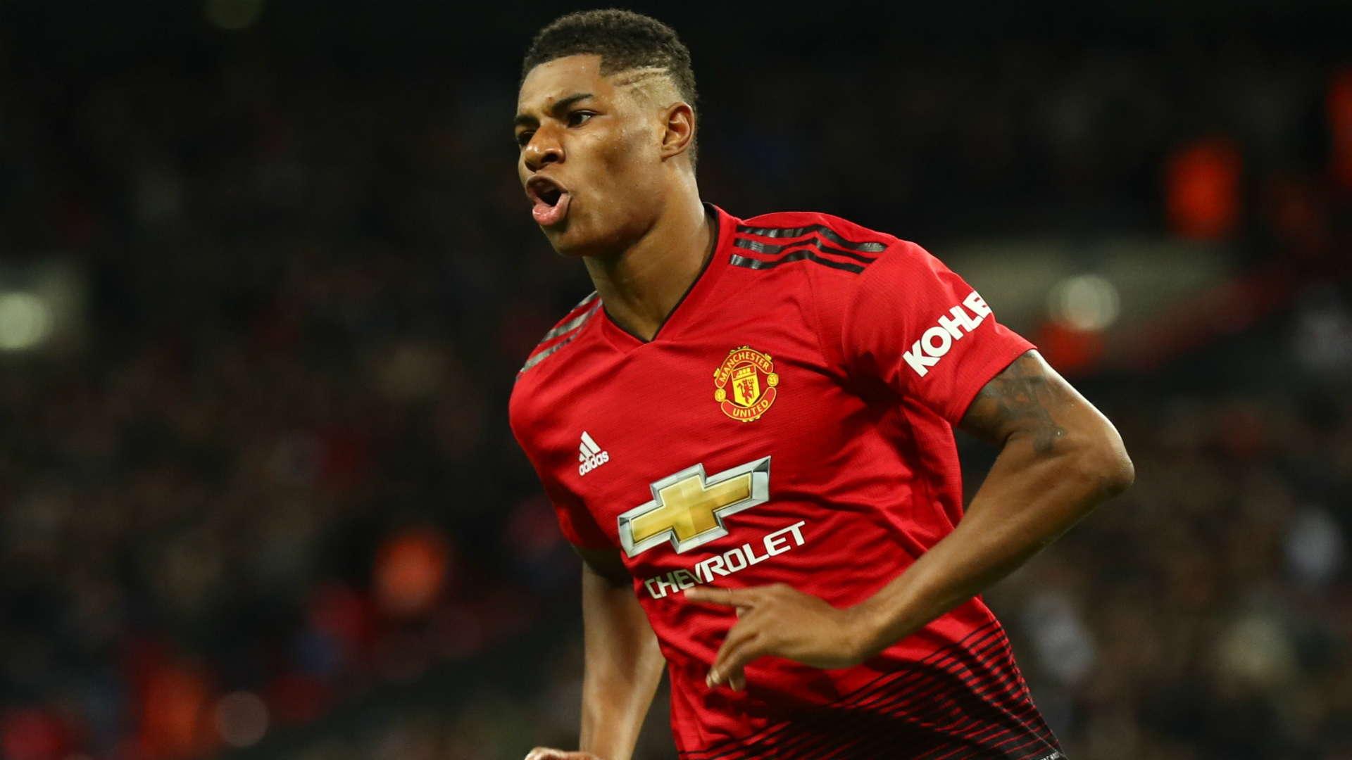 Manchester United Akan Perpanjang Marcus Rashford