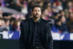 Diego Simeone Kecewa Harus Keluar Dari Copa Del Rey