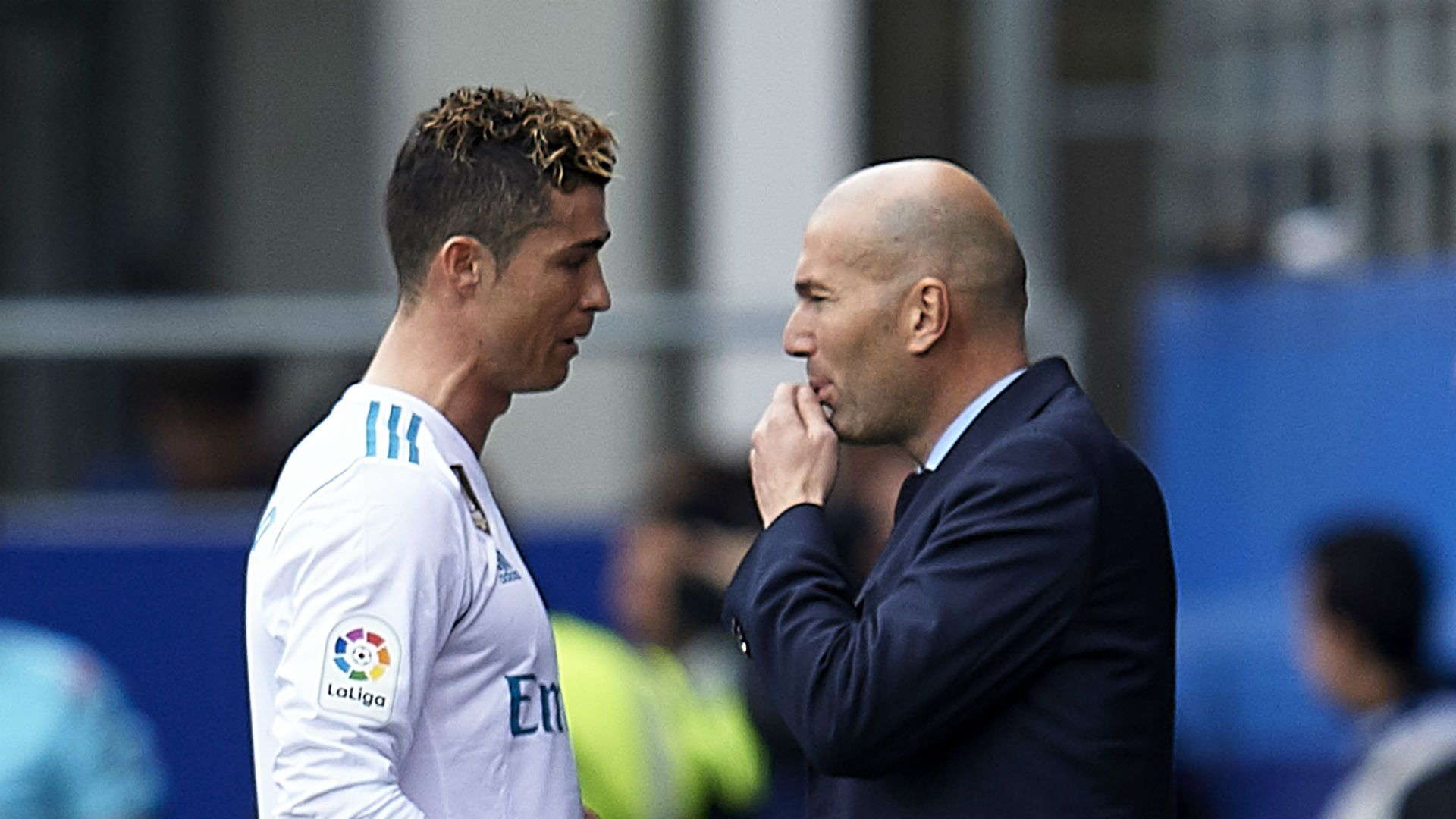 Ramon Calderon : Zidane Ingin Pertahankan Ronaldo
