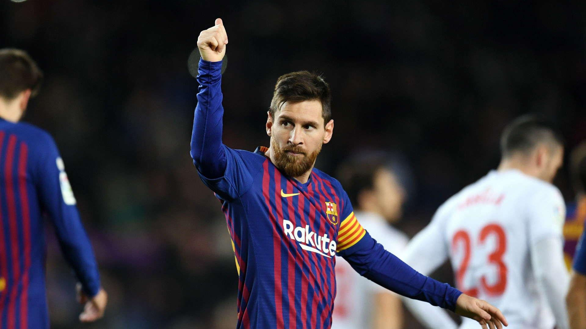 Santiago Solari : Kami Ingin Lionel Messi Bermain