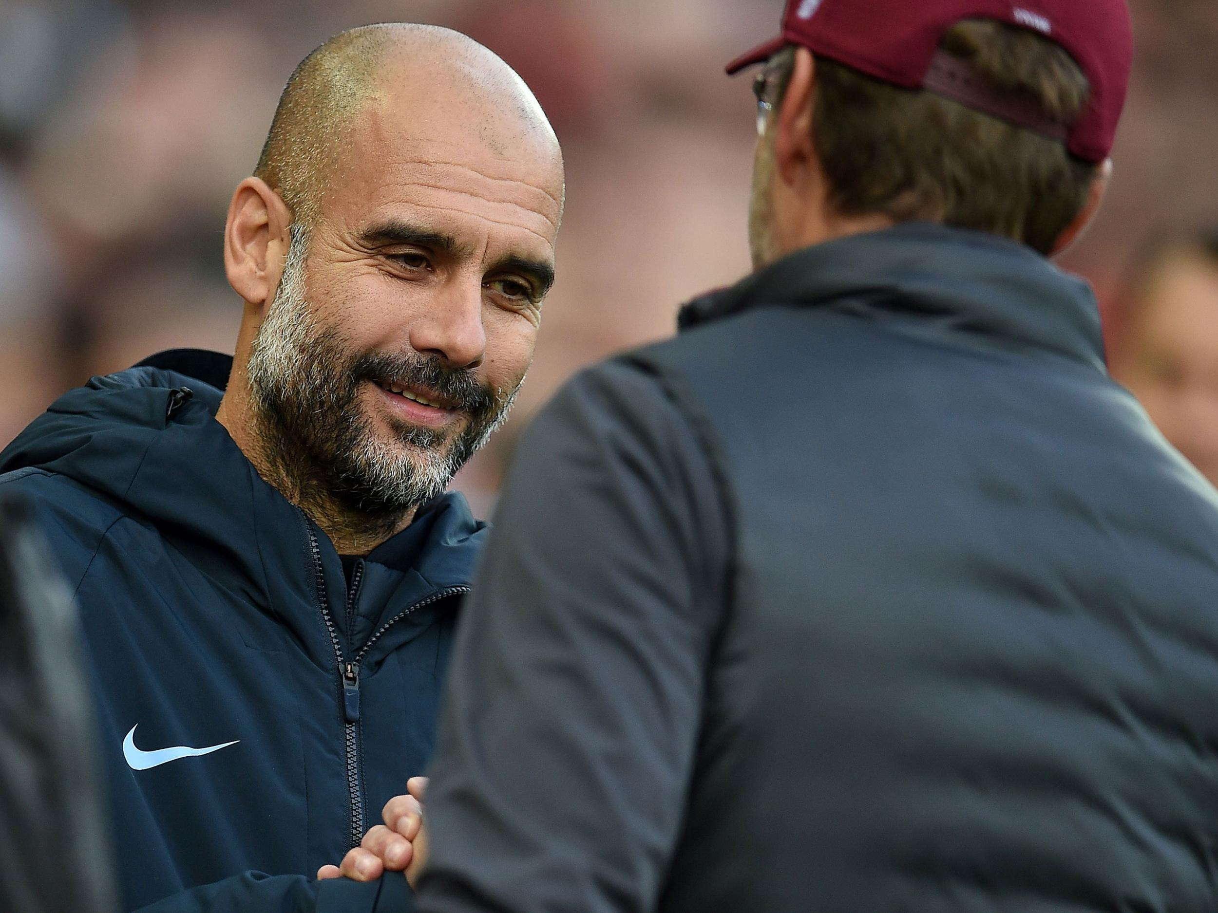 Guardiola : Jurgen Klopp Manajer Yang Luar Biasa