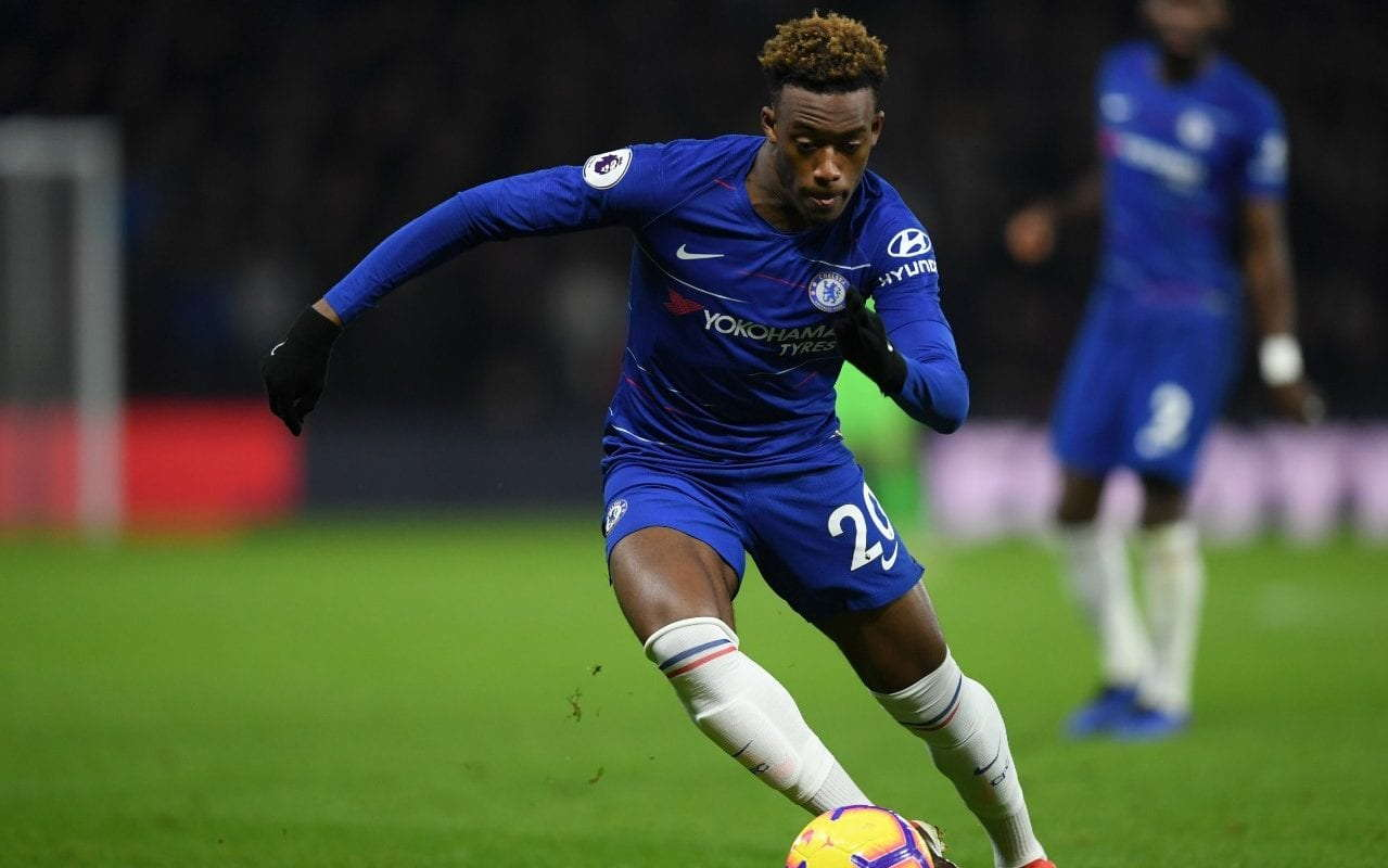 Hudson-Odoi Ingin Bermain Lebih Banyak Dengan Chelsea