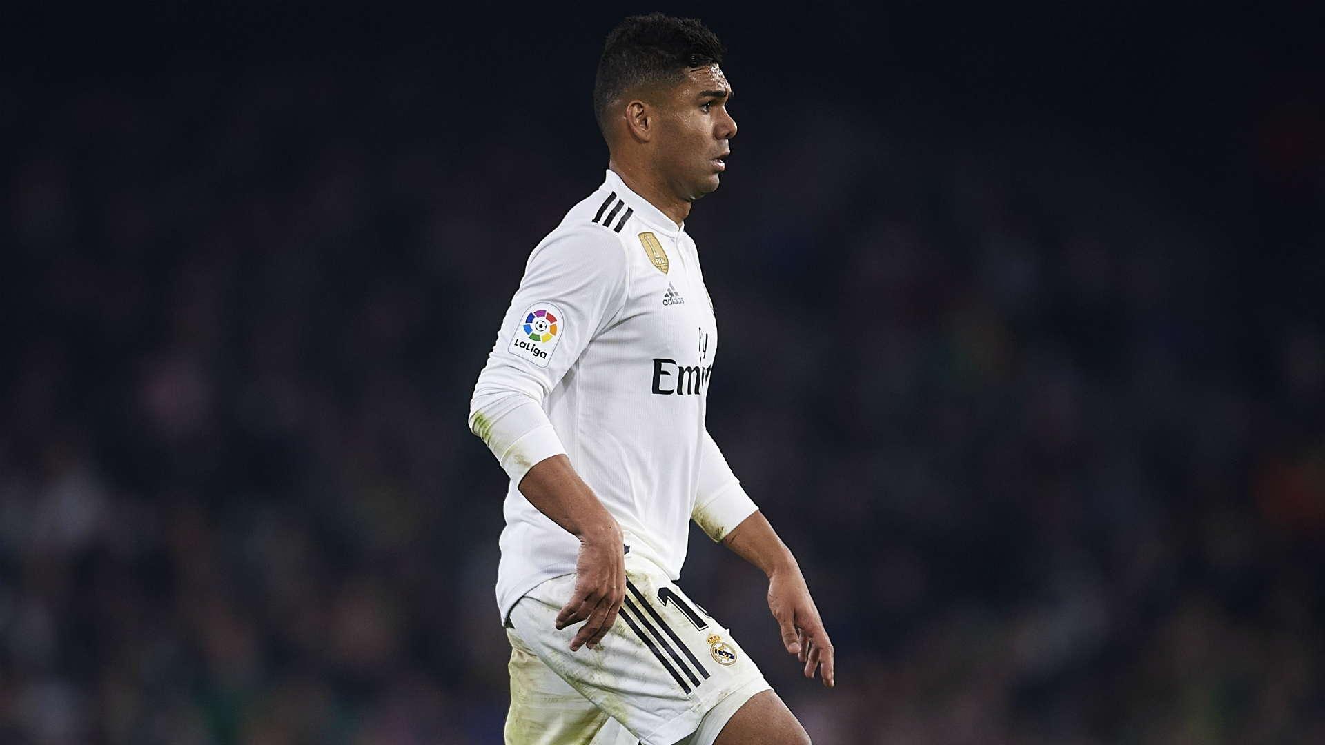 Casemiro : Real Madrid Selalu Mencari Kemenangan