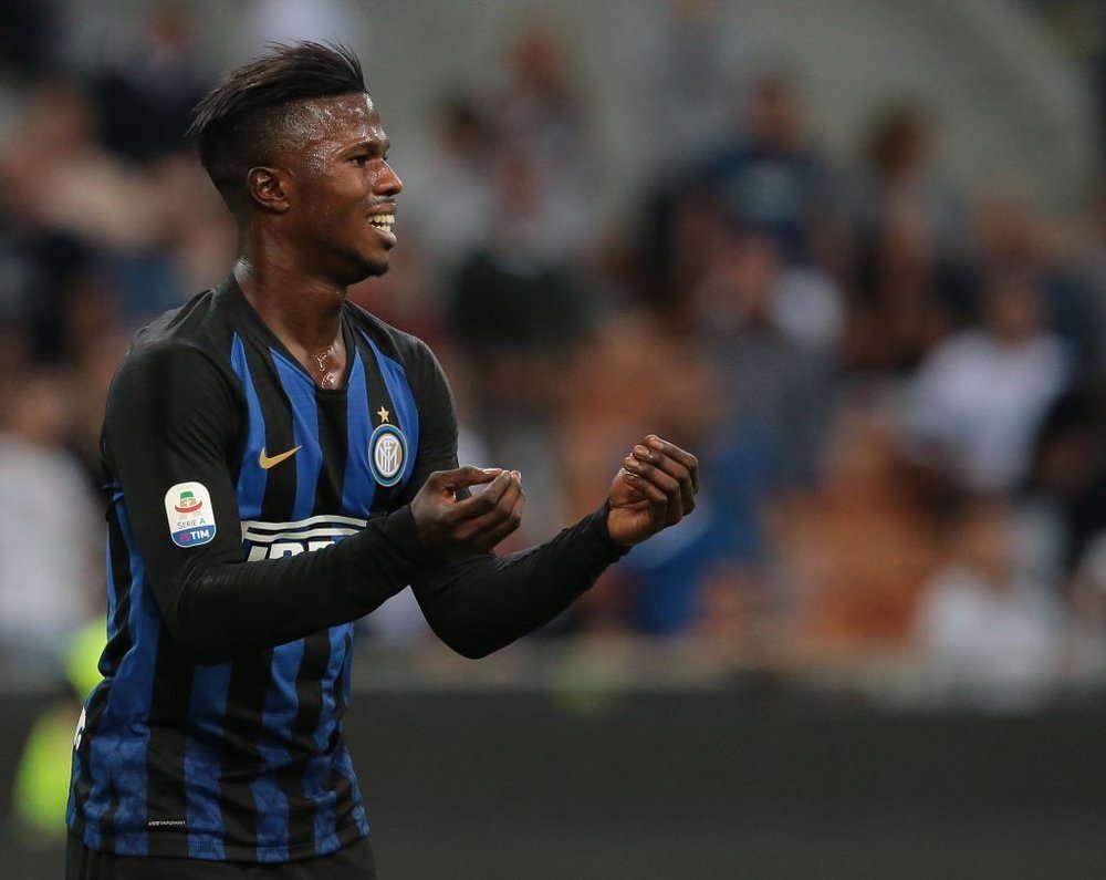 Inter Milan : Keita Balde Alami Cedera Paha