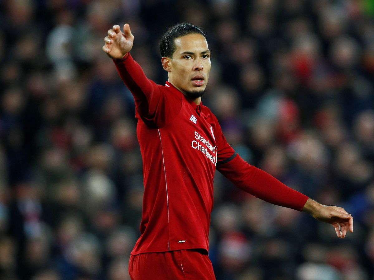 Van Dijk : Para Legenda Liverpool Menginspirasi Kami