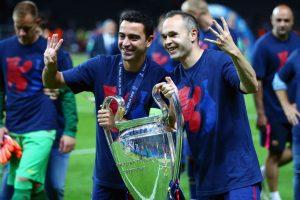 Iniesta Berharap Ini Musim Liga Champions Barcelona