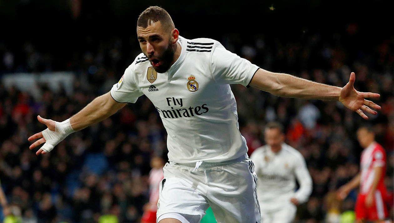 Santiago Solari Memuji Strikernya Karim Benzema