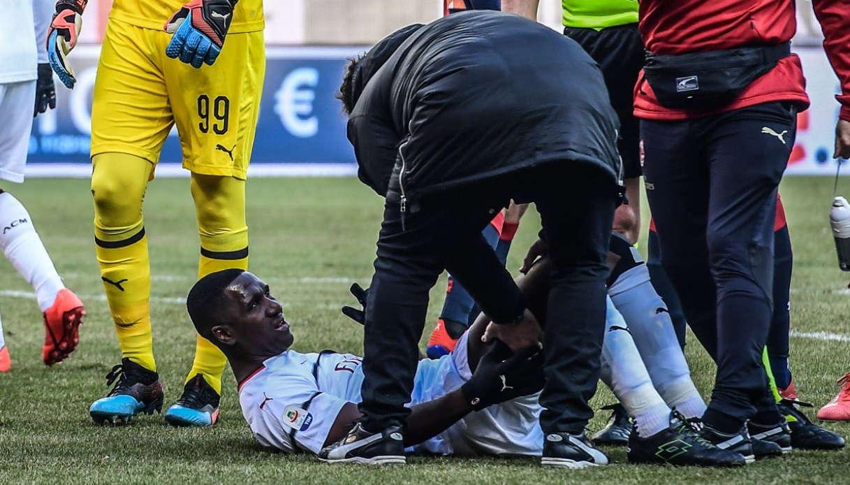 AC Milan : Cristian Zapata Alami Cedera