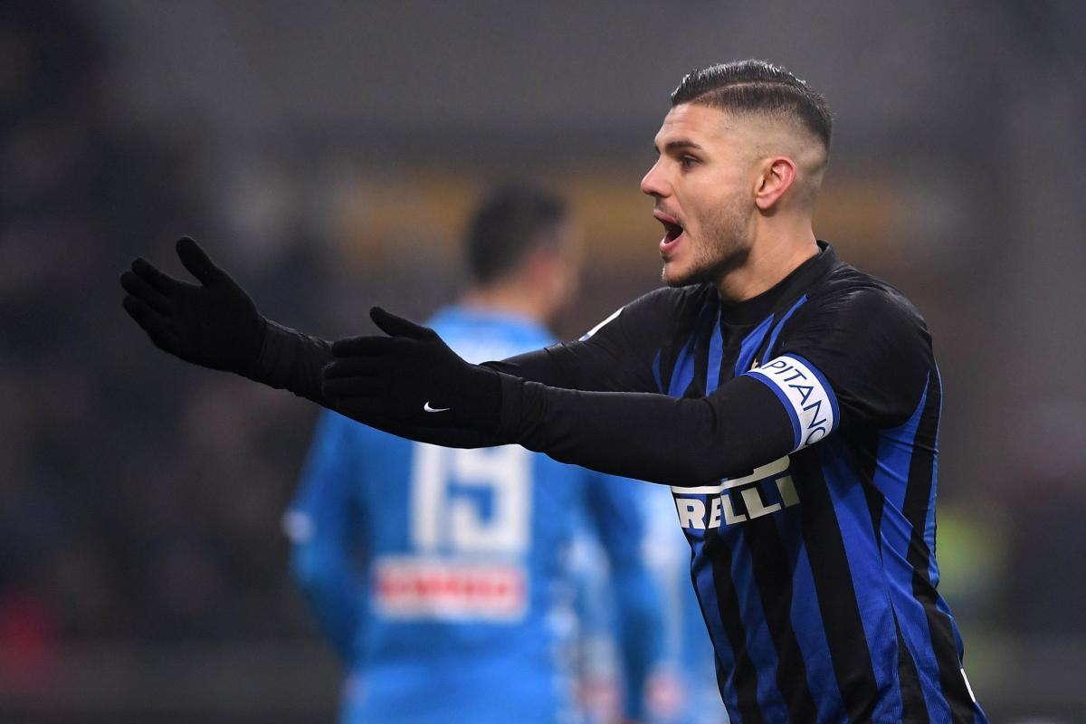 Mauro Icardi Ingin Penawaran Yang Konkret Dari Inter
