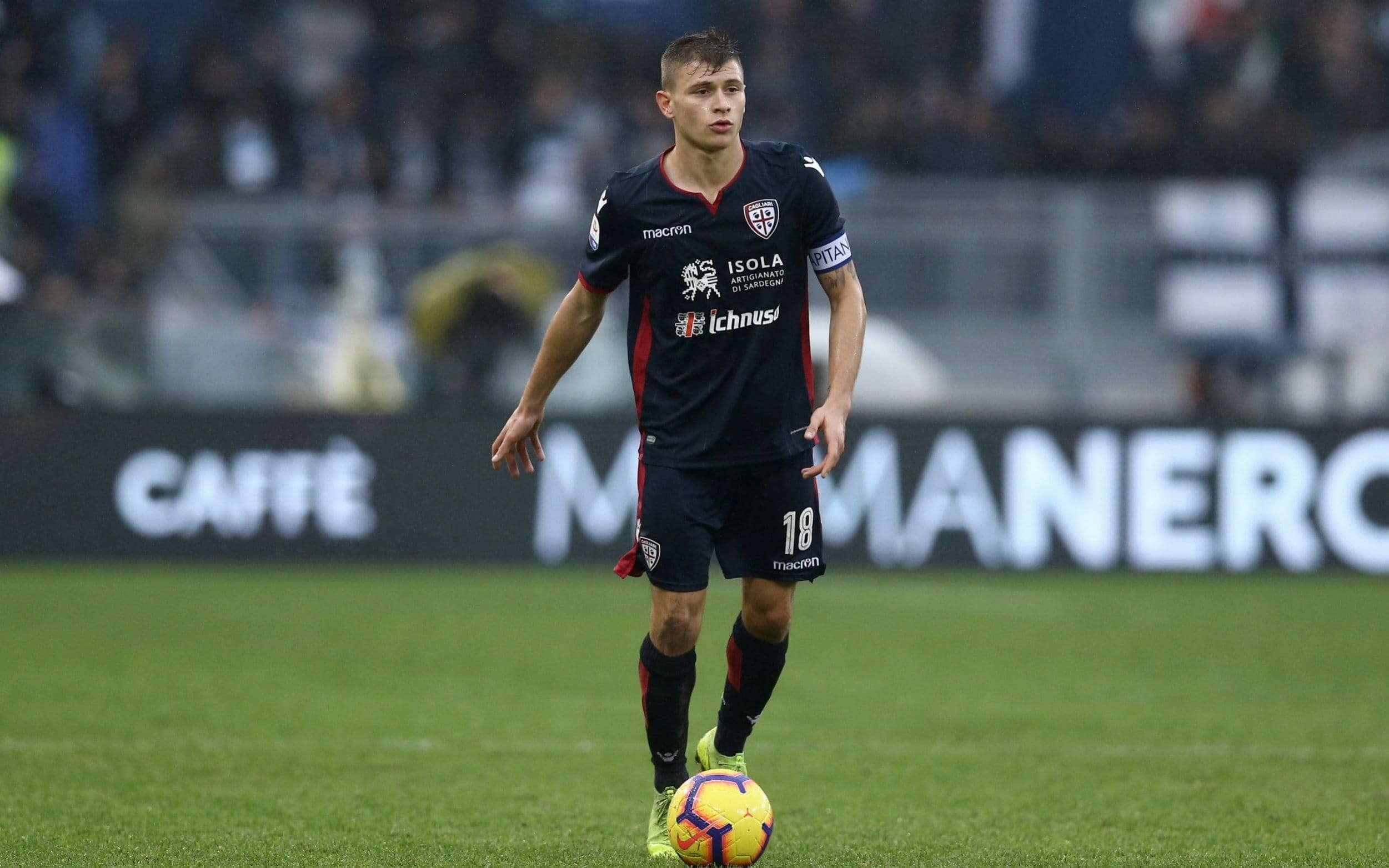 Chelsea Tertarik Datangkan Pemain Cagliari Nicolo Barella