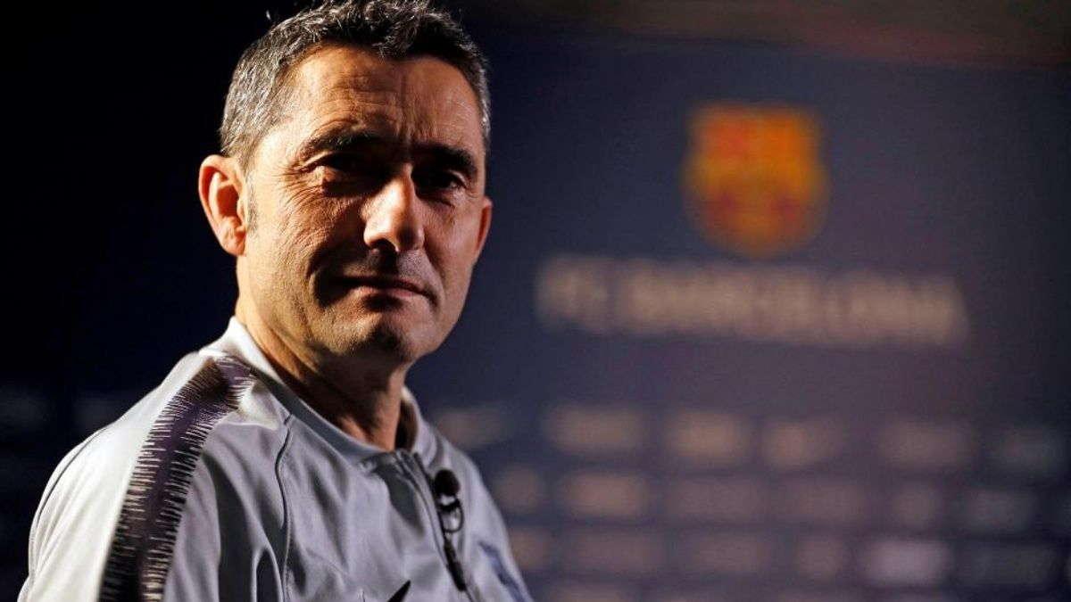 Pique : Kami Senang Jika Valverde Tetap Melatih