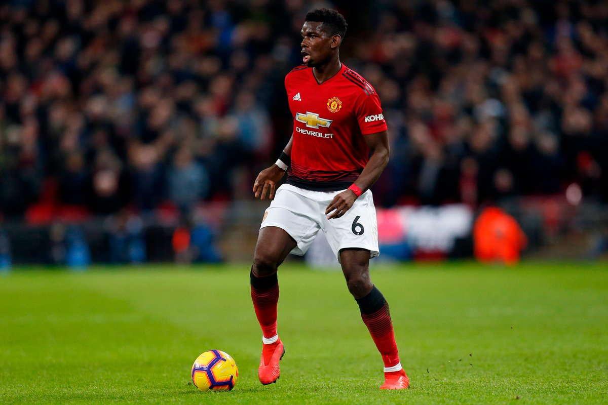 Pogba Akui Sulit Berkembang Dengan Taktik Mourinho