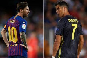 Jose Mourinho : Ronaldo Selevel Dengan Messi