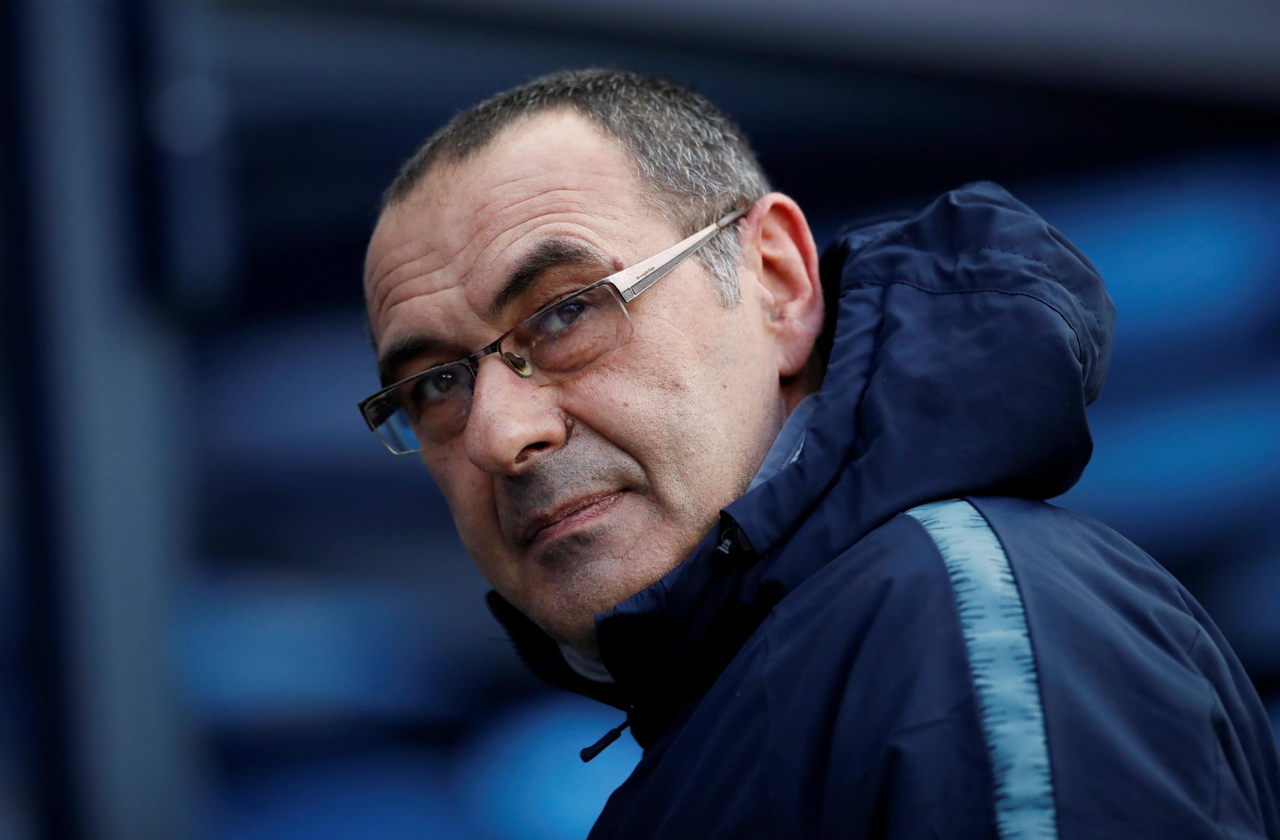 Maurizio Sarri : Tidak Ada Kontak Dengan Roma