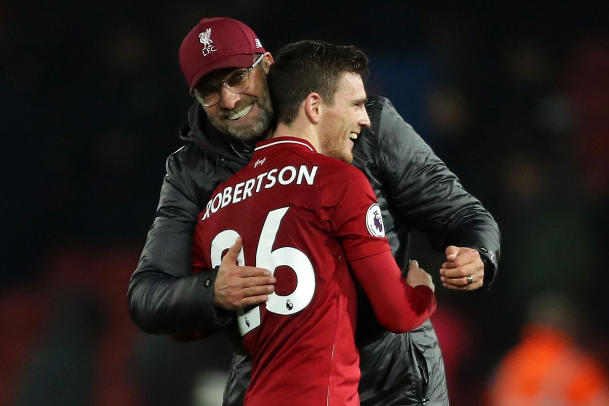 Robertson : Fokus Liverpool Adalah Munich