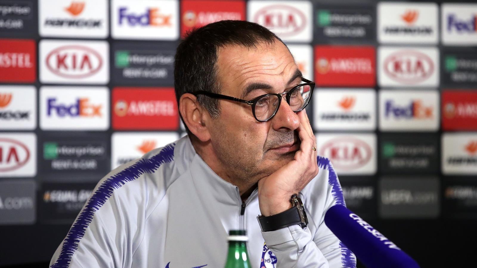 Maurizio Sarri Masuk Radar AS Roma