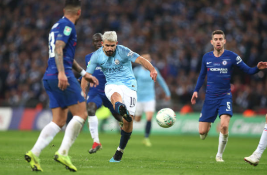 Hasil Pertandingan Chelsea vs Manchester City