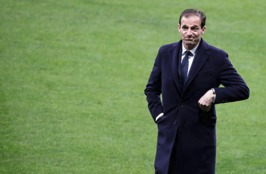 Allegri : Kebugaran Masalah Utama Juventus
