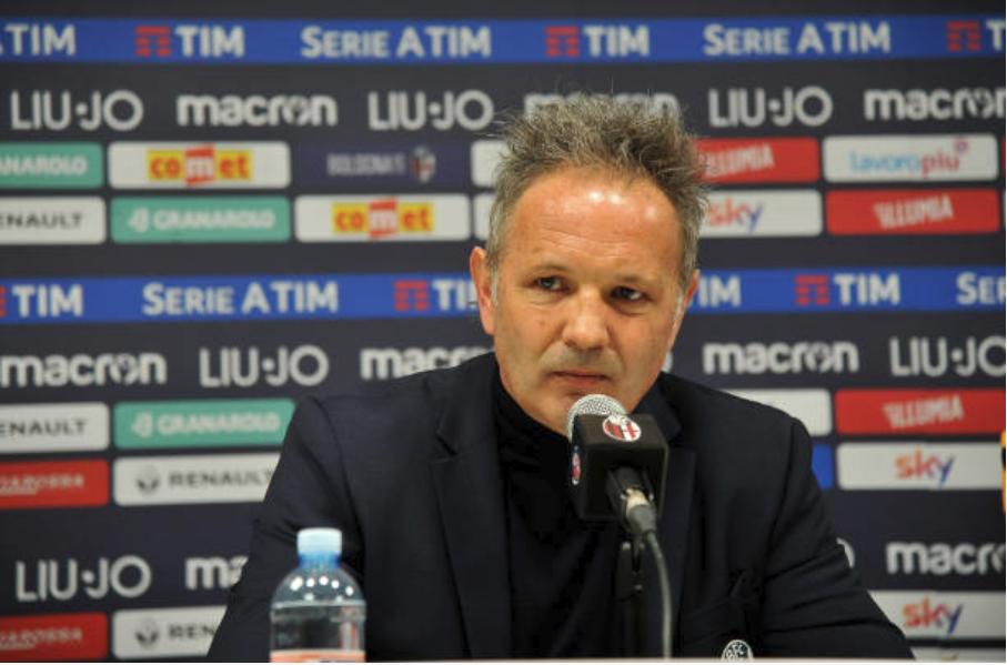 Manajer Bologna : Itu Adalah Kekalahan Yang Konyol