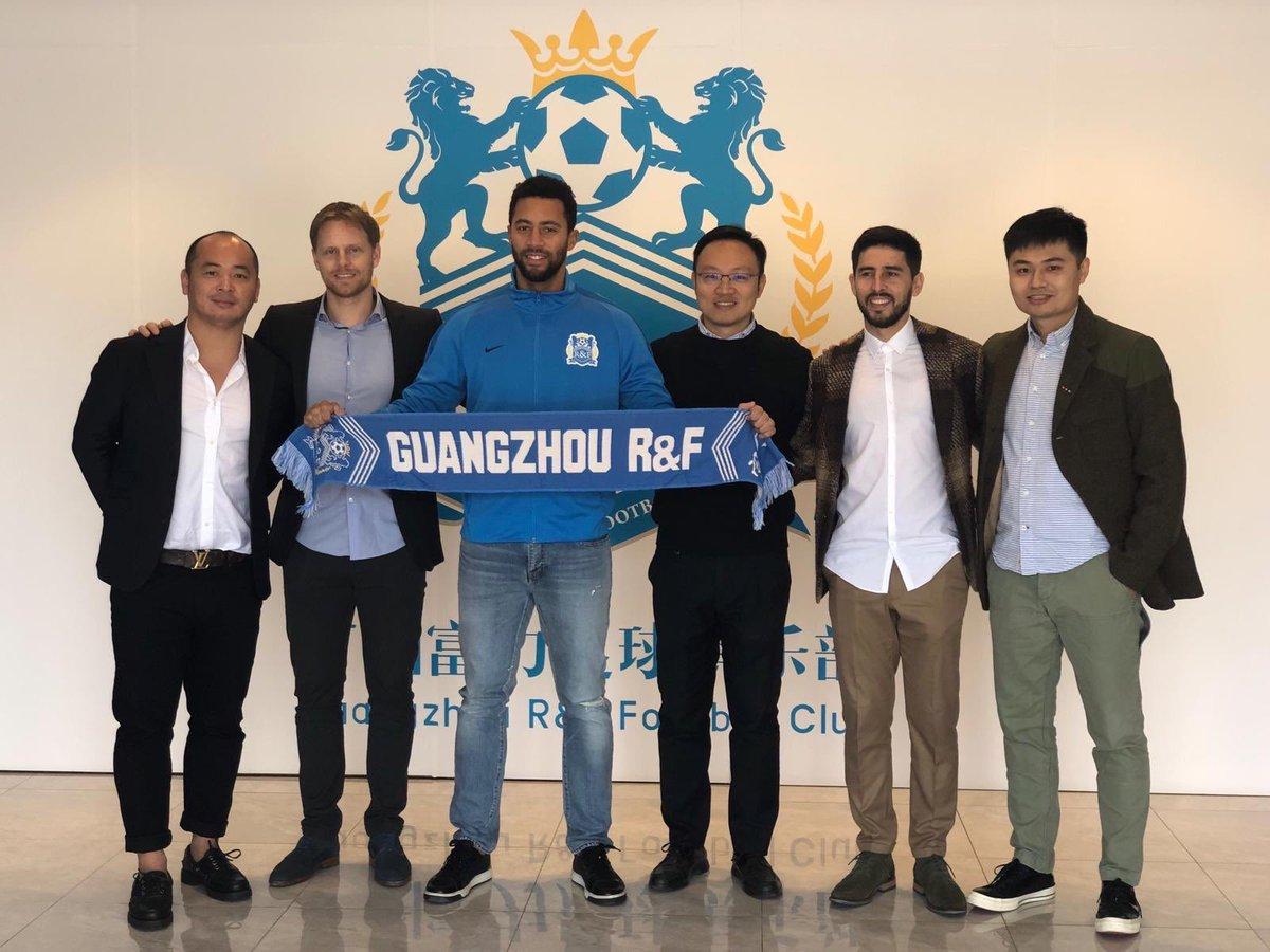 Alasan Dembele Gabung Guangzhou R&F