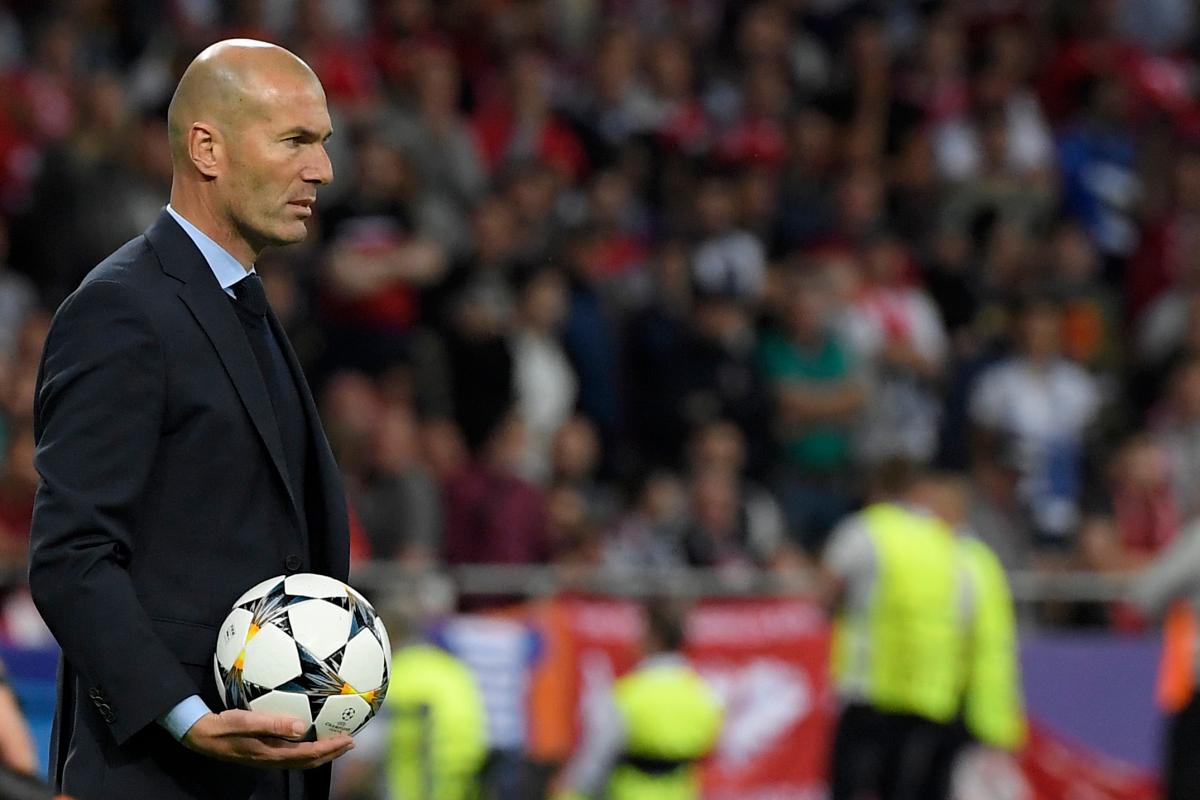Juventus Akan Memanggil Zinedine Zidane Jika...