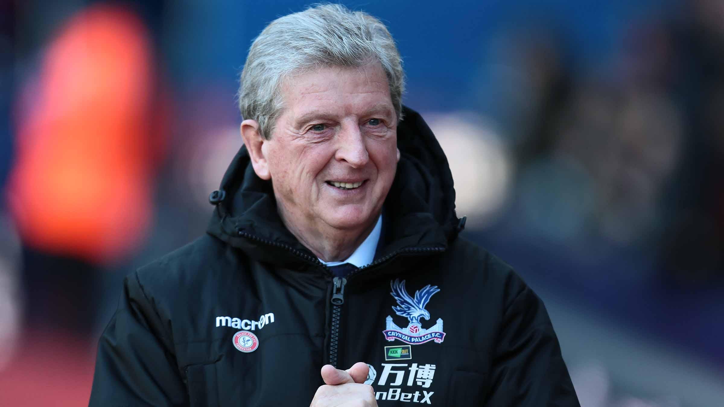 Hodgson : Liga Premier Prioritas Crystal Palace