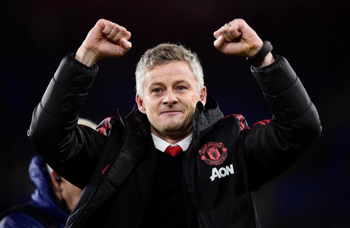 Solskjaer Salut Pada Penampilan Manchester United
