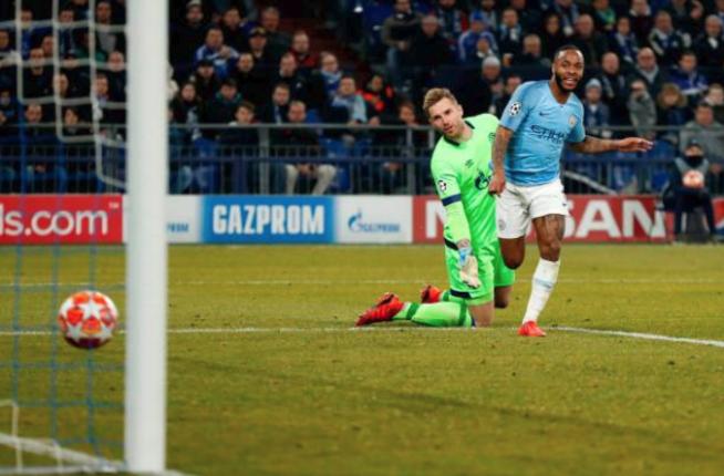 Hasil Pertandingan Schalke vs Manchester City