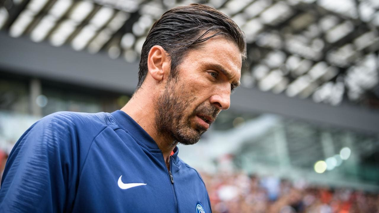 Gianluigi Buffon : PSG Dalam Bahaya