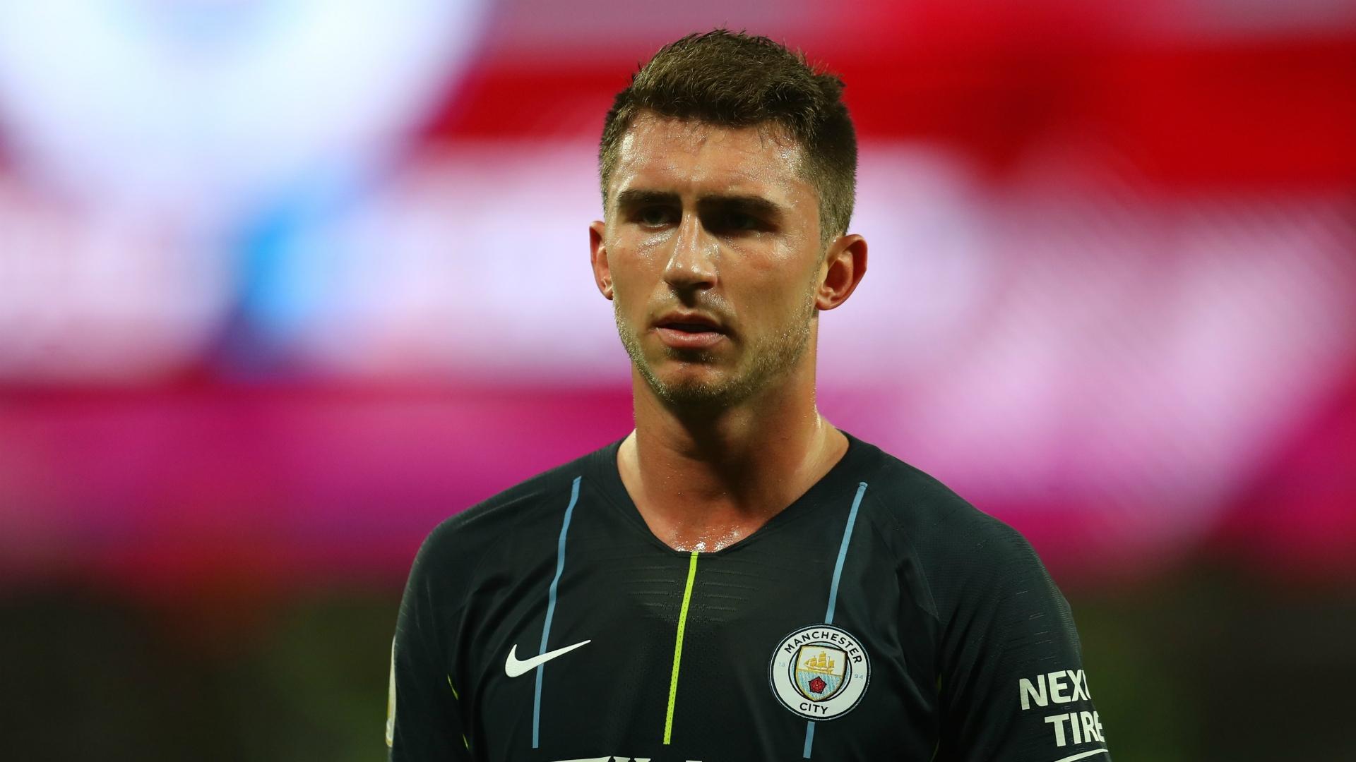 Laporte Perpanjang Kontrak Dengan Manchester City