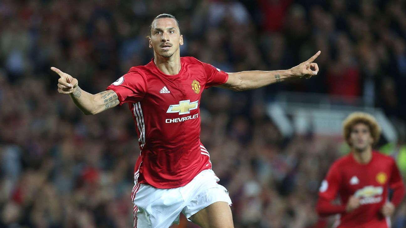 Ibrahimovic : Manchester United Sangat Fantastis