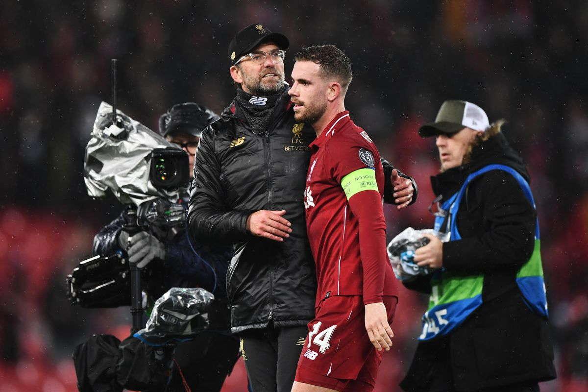 Henderson : Kami Akan Melukai Bayern Munich