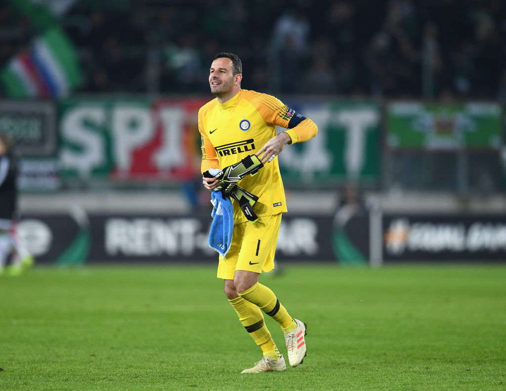 Handanovic : Ban Kapten Bukan Gelar Bangsawan Atau Piala