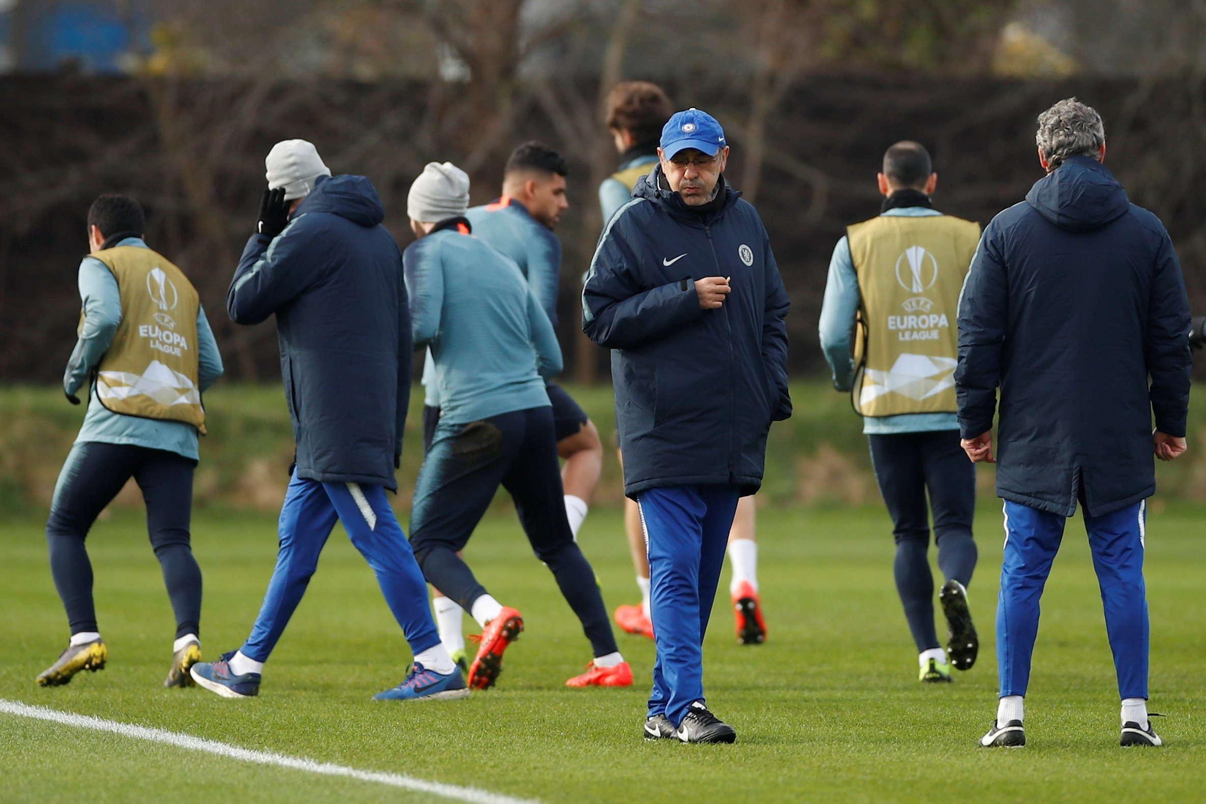 David Luiz : Seluruh Pemain Percaya Maurizio Sarri