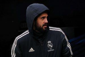 Isco Akan Absen Pada Derby Madrid