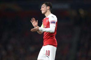 Unai Emery : Mesut Ozil Tunjukkan Semangat Yang Bagus