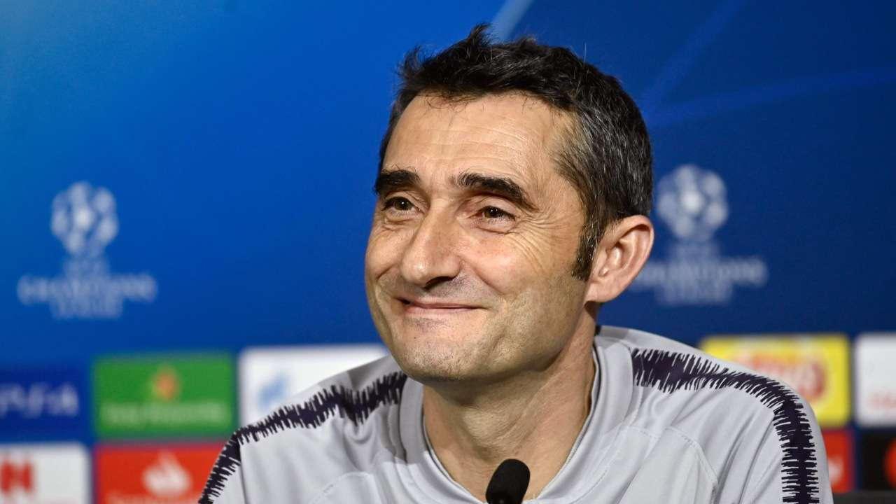 Valverde : El Clasico Bukan Penentu Gelar Liga Spanyol