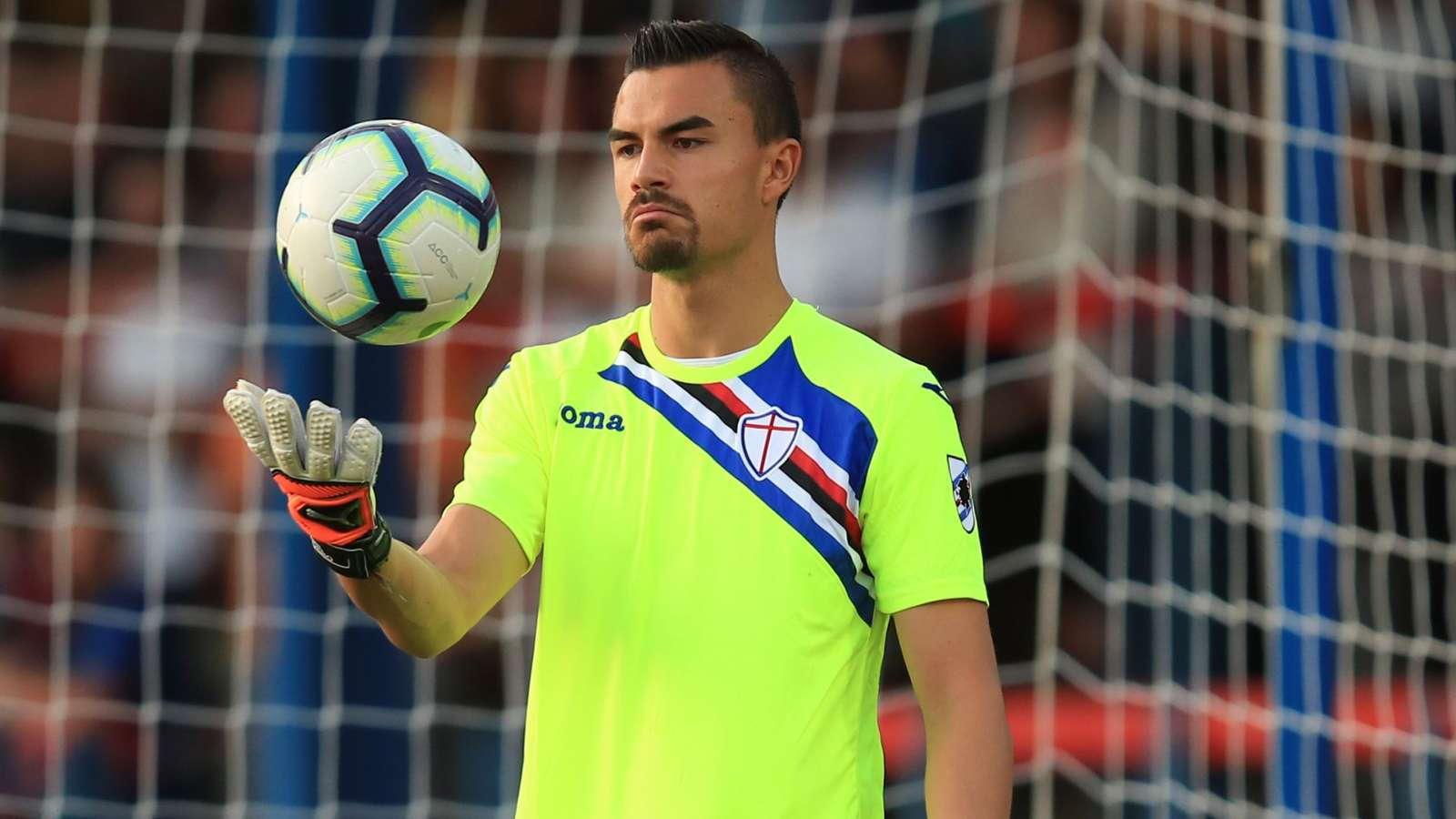 Resmi Sampdoria Datangkan Emil Audero Dari Juventus