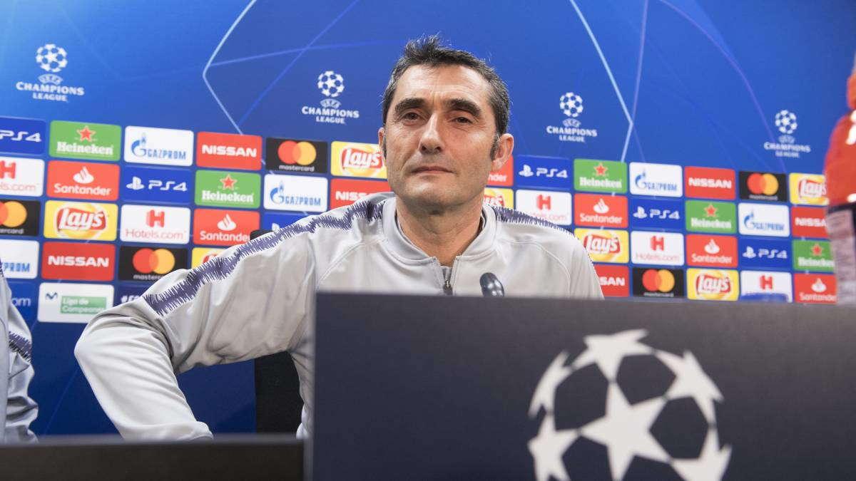 Valverde : Barca Telah Belajar Dari Kekalahan Atas Roma