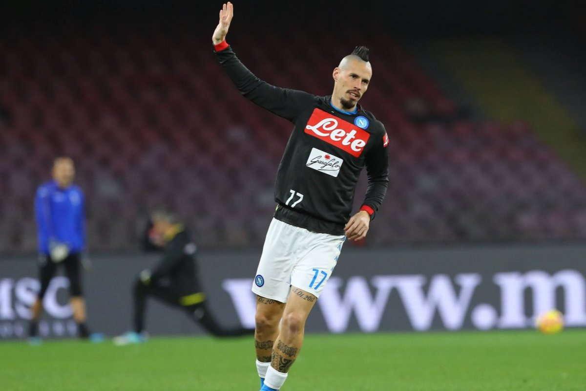 Hamsik : Saya Tidak Akan Pernah Ke Juventus