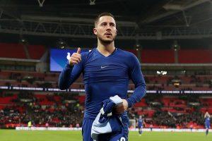 Eden Hazard : Saya Berharap Sarri Senang