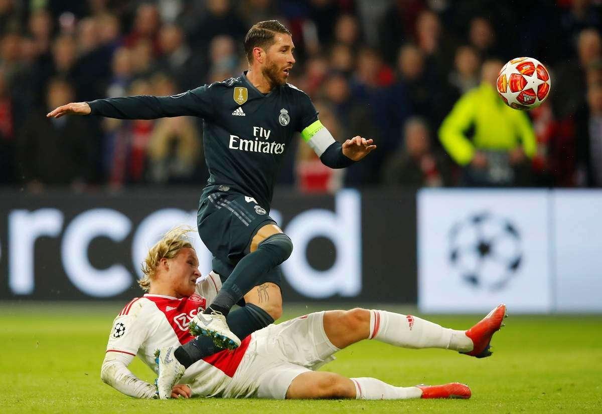 Sergio Ramos : Saya Memaksakan Pelanggaran