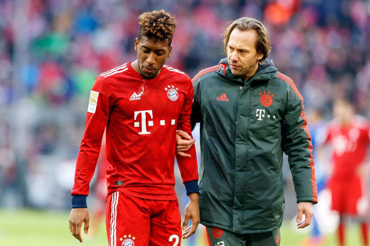 Bayern Munich : Kingsley Coman Cedera Hamstring
