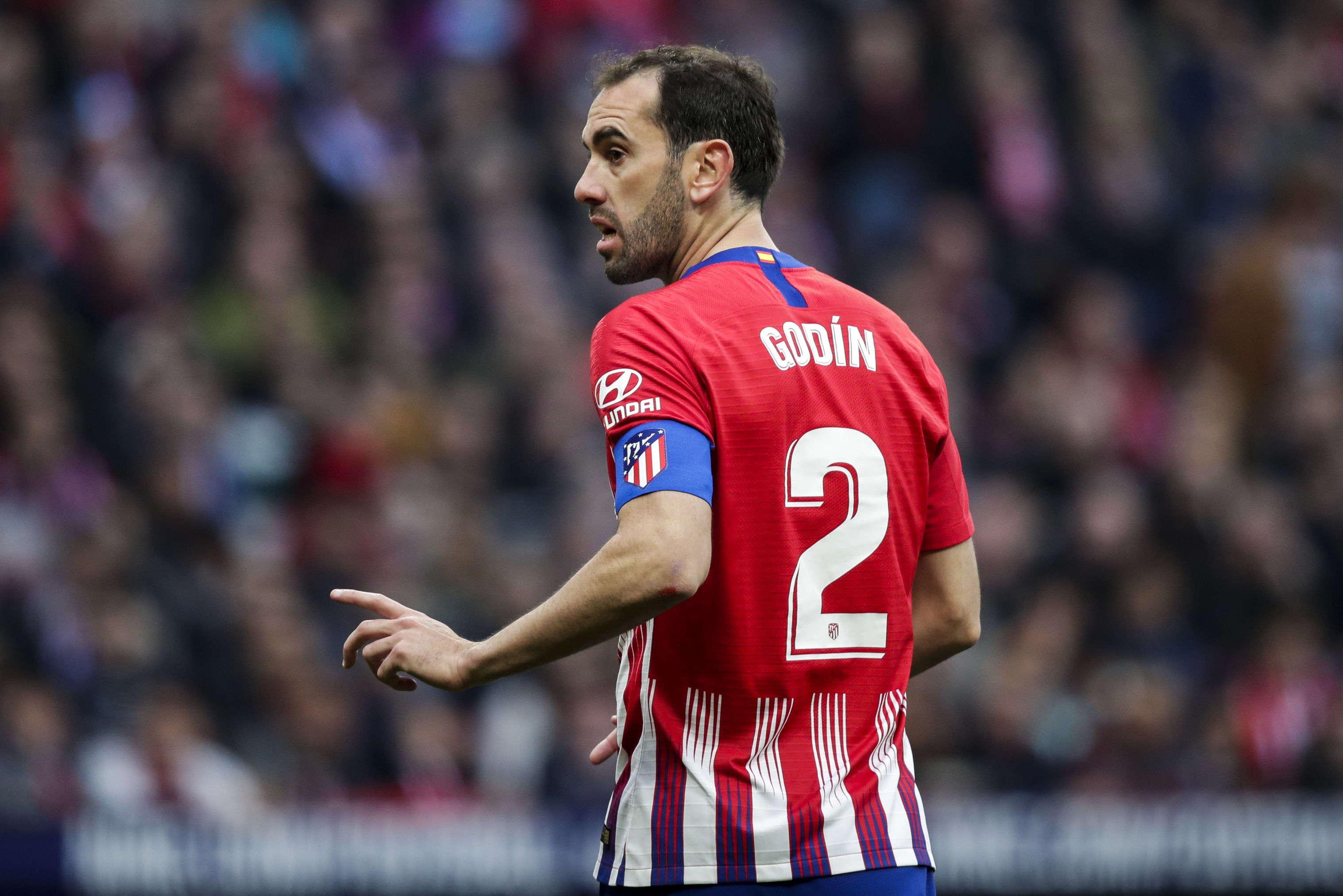 Marotta Optimis Diego Godin Akan Gabung Inter