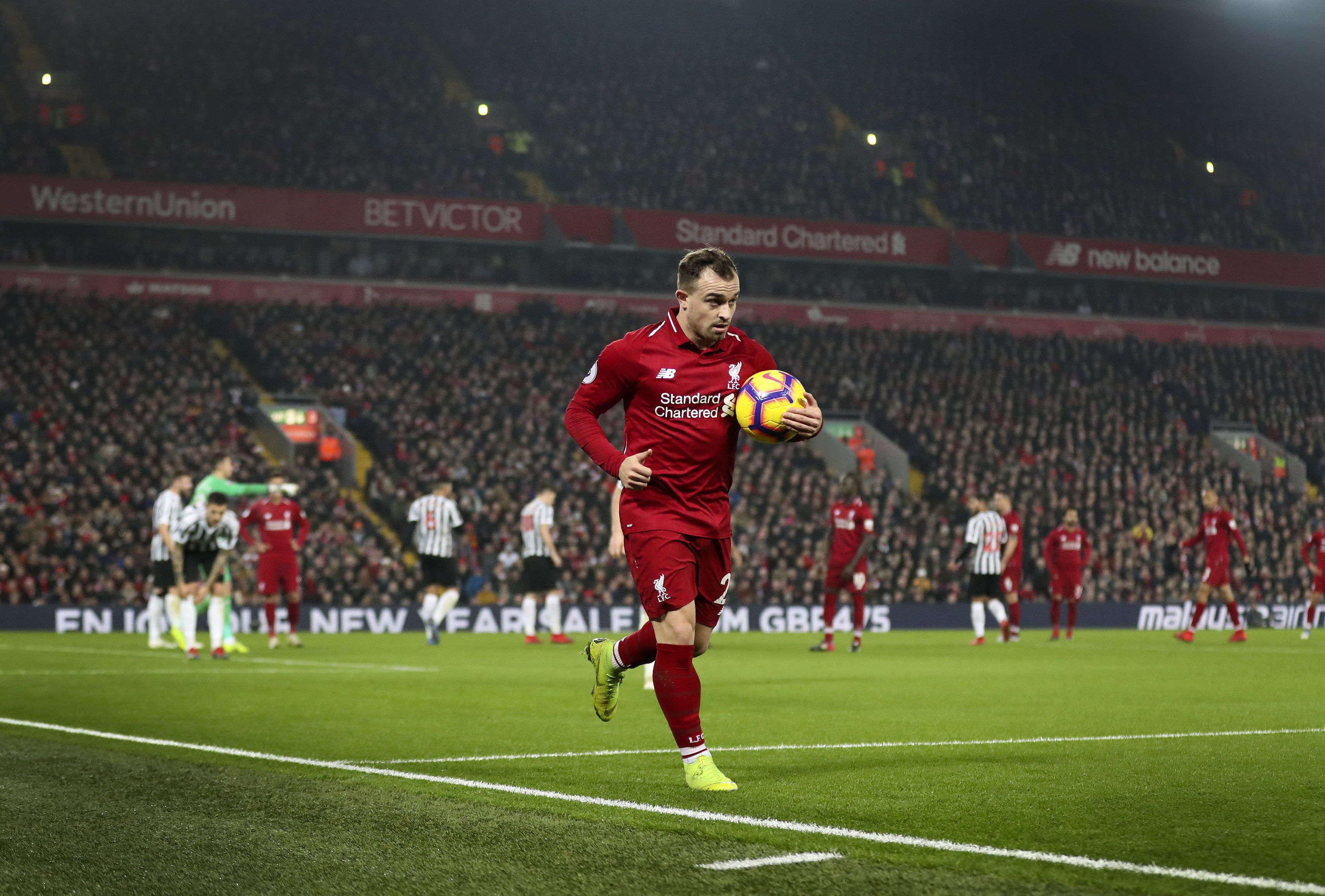 Xherdan Shaqiri Yakin Liverpool Siap Juara