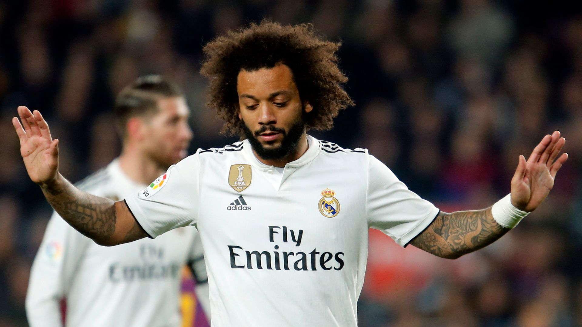 Santiago Solari : Marcelo 100% Real Madrid