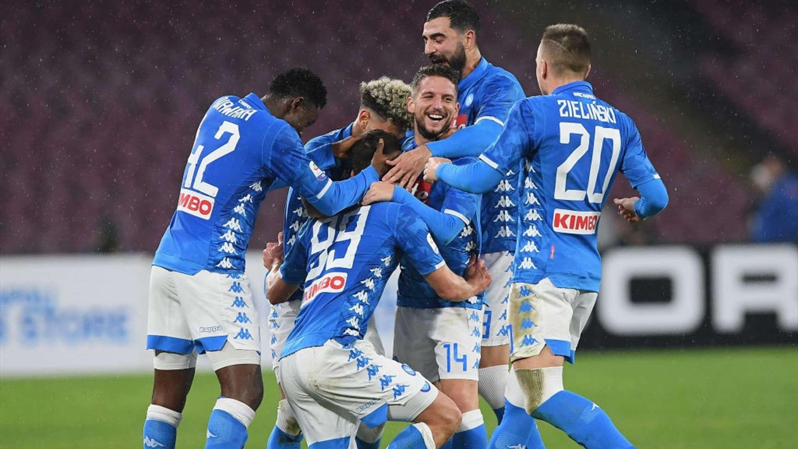 Magnin : Saya Harap Napoli Juara Liga Eropa